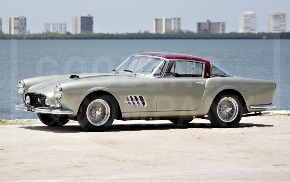 1957 Ferrari 410 Superamerica Series II Coupe