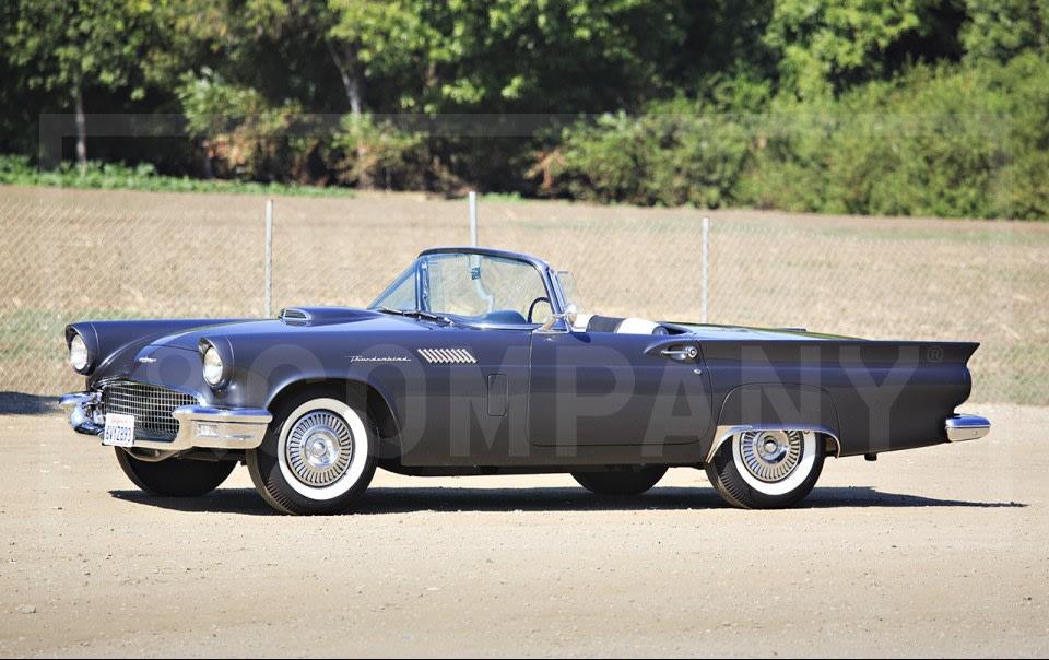 1957 Ford Thunderbird-6
