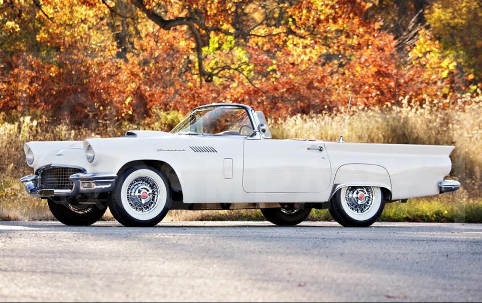 1957 Ford Thunderbird-9