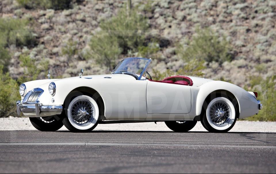1957 MGA 1500 Roadster (1)