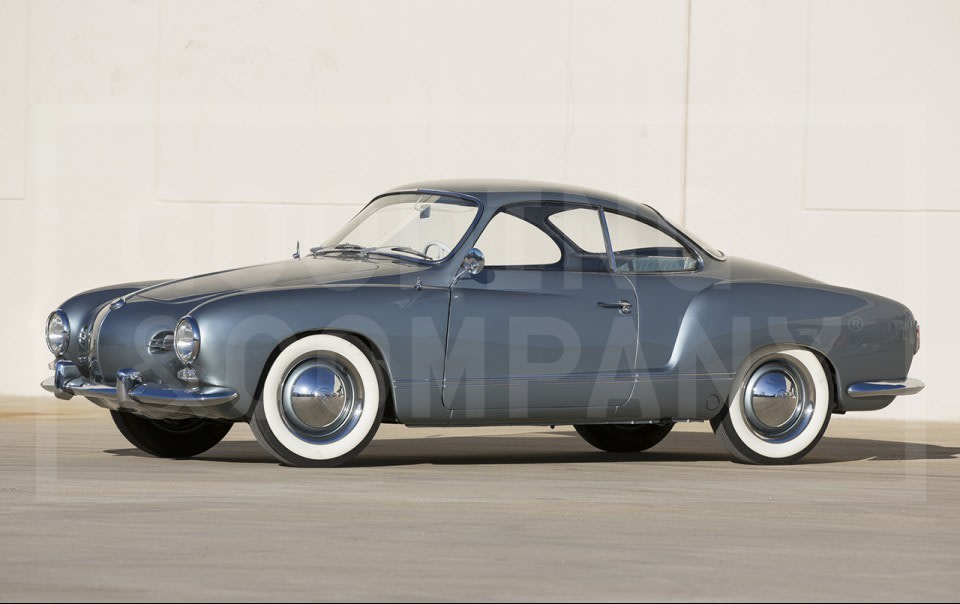 1957 Volkswagen Karmann Ghia
