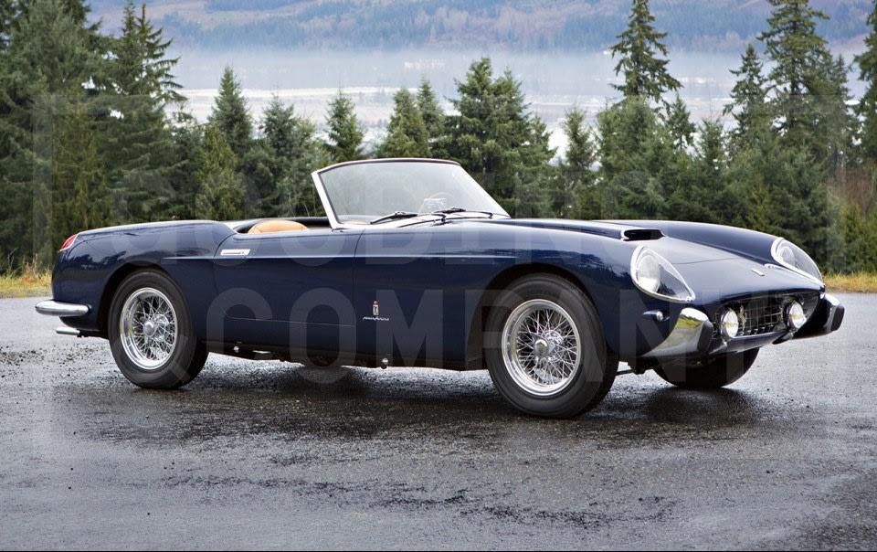 1958 Ferrari 250 GT Series 1 Cabriolet