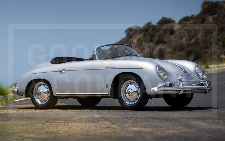 1958 Porsche 356 A Speedster-10
