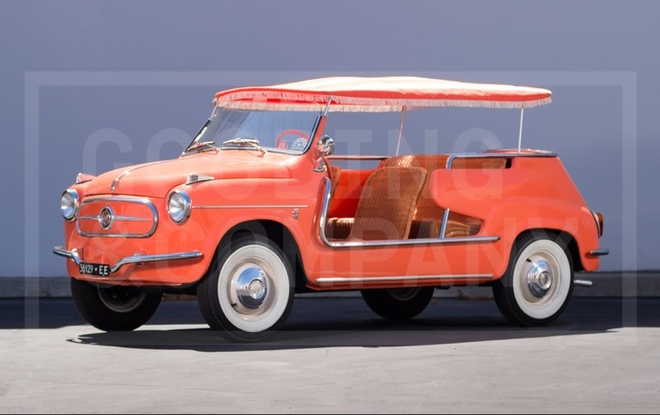 1959 Fiat 600 Jolly
