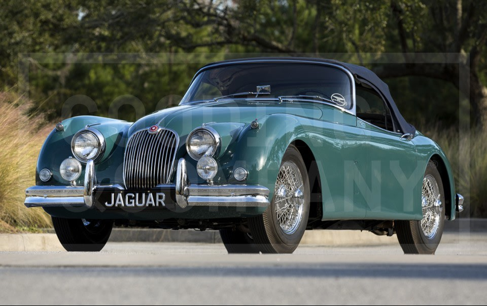 1959 Jaguar XK150 S 3.4-Litre Roadster-3