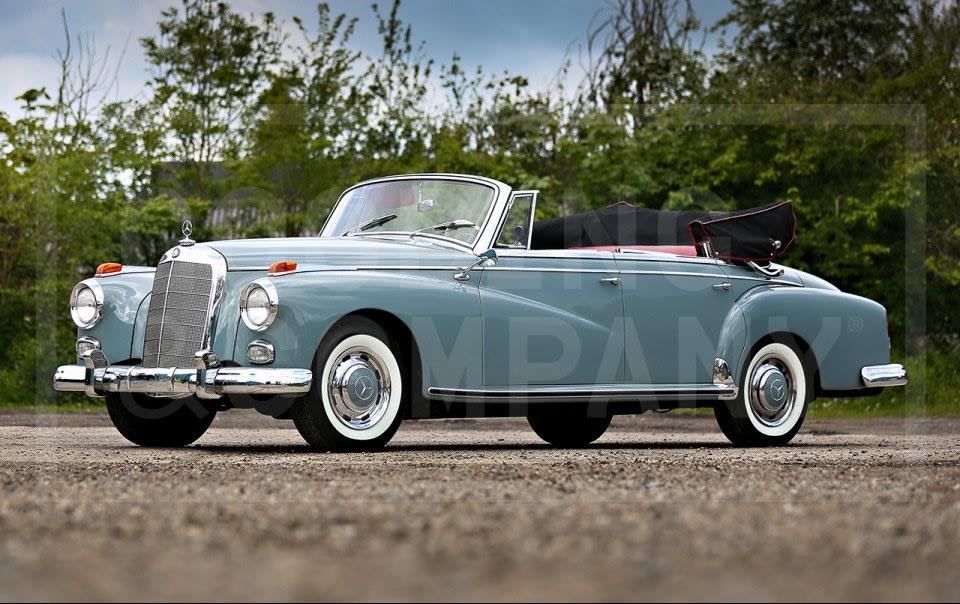 1959 Mercedes-Benz 300 D Cabriolet