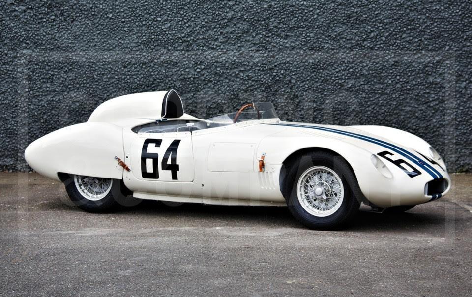 1959 OSCA Tipo S-273-2