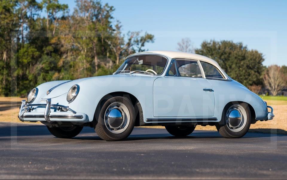 1959 Porsche 356 A Cabriolet