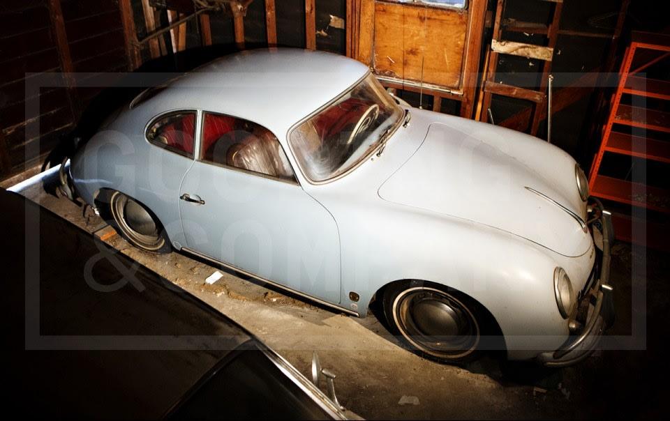 1959 Porsche 356 A Coupe-2