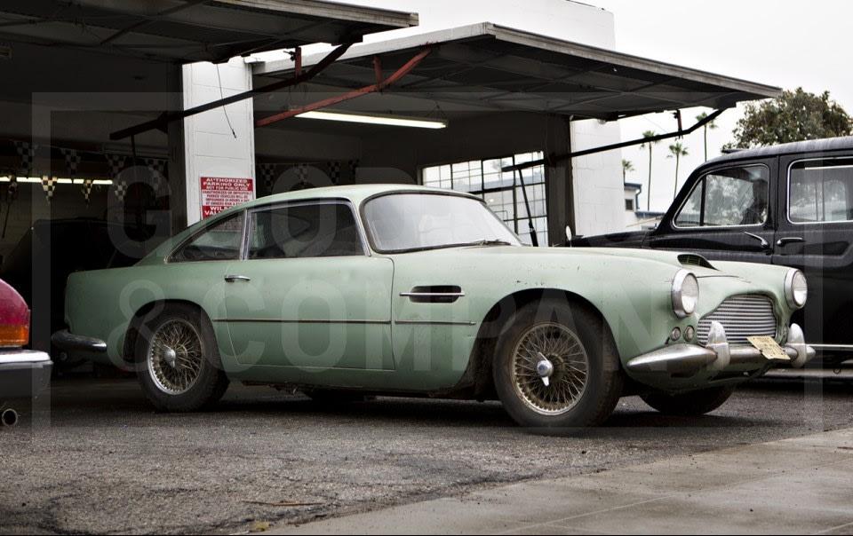 1960 Aston Martin DB4 Series II-6