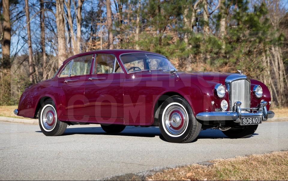 1960 Bentley S2 Continental Saloon