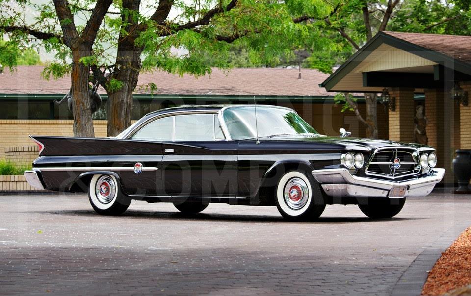 1960 Chrysler 300 F GT Special