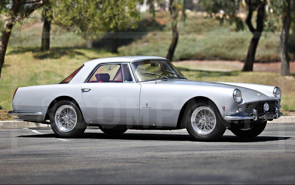 1960 Ferrari 250 GT Coupe-2