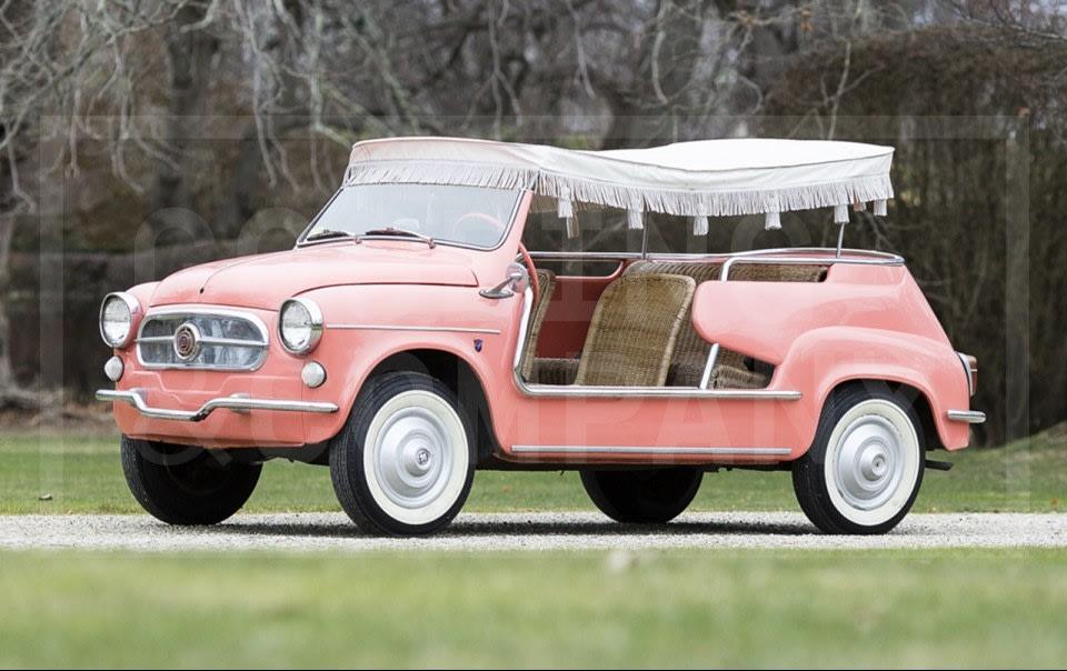1960 Fiat 600 Jolly-2
