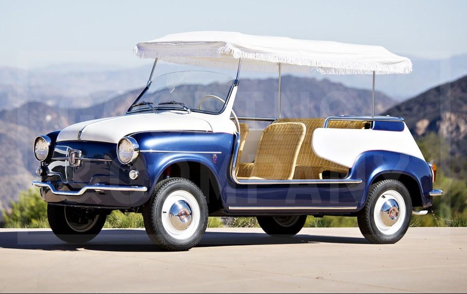 1960 Fiat Jolly 600