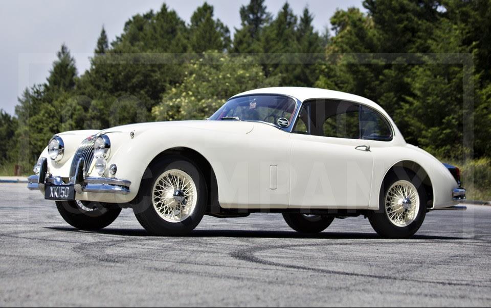 1960 Jaguar XK150 SE 3.8-Litre Fixed Head Coupe