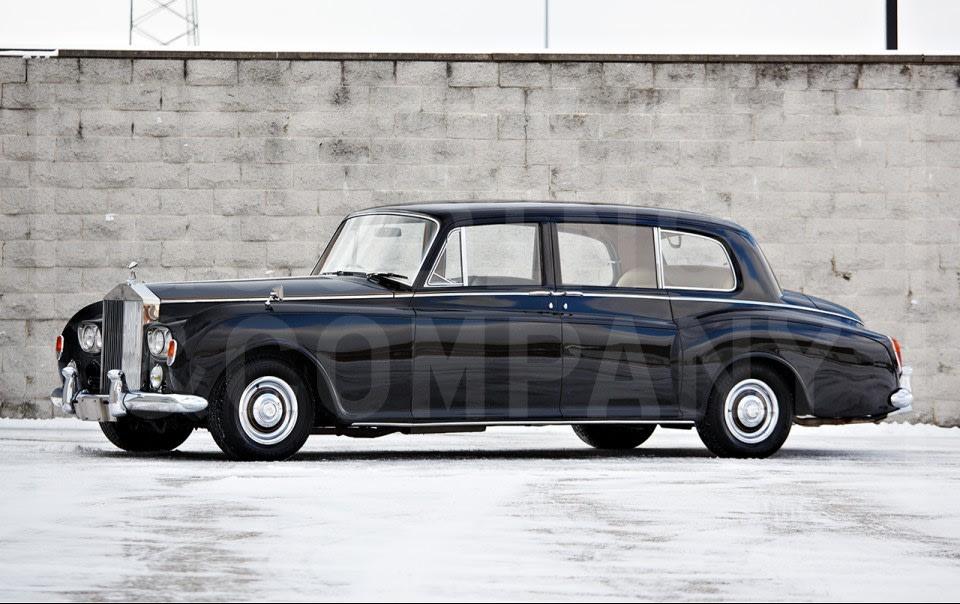 1960 Rolls-Royce Phantom V Limousine
