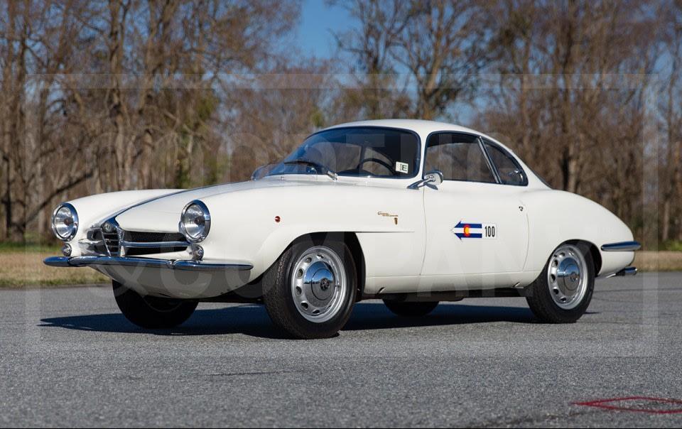1961 Alfa Romeo Giulietta Sprint Speciale-3