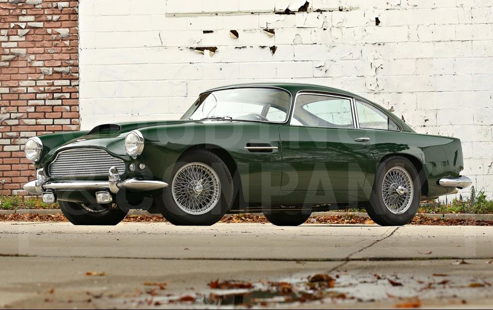 1961 Aston Martin DB4 Series II-2