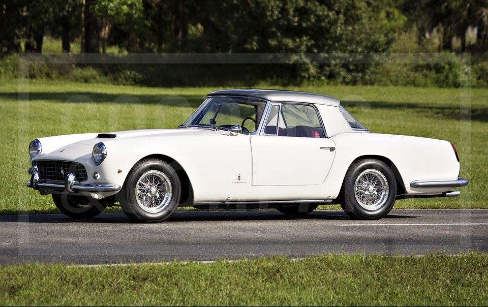 1961 Ferrari 250 GT Series II Cabriolet-2
