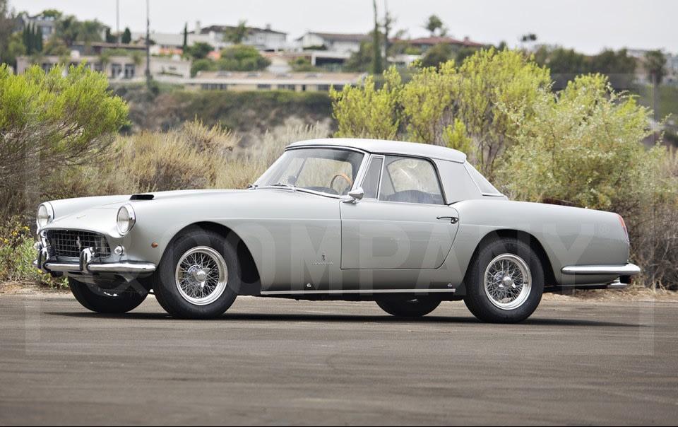 1961 Ferrari 250 GT Series II Cabriolet-3