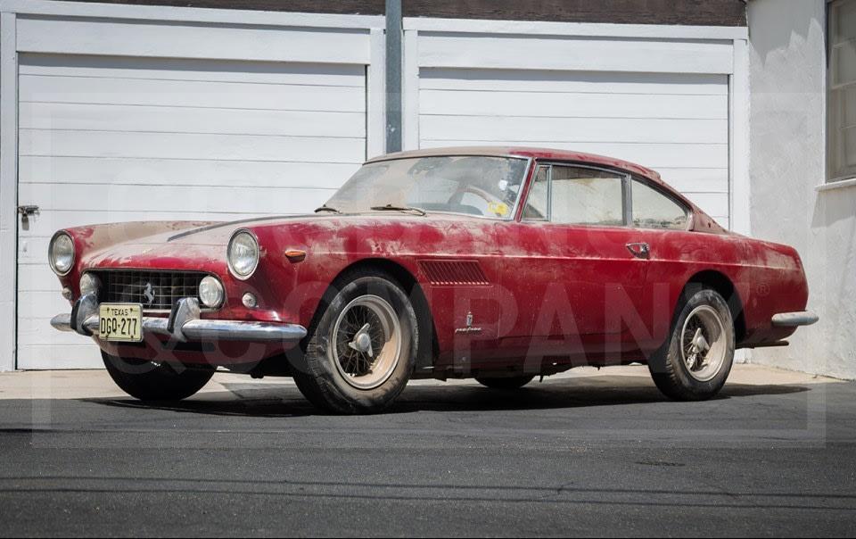 1961 Ferrari 250 GTE Series 1