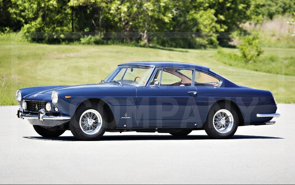 1961 Ferrari 250 GTE Series I-2