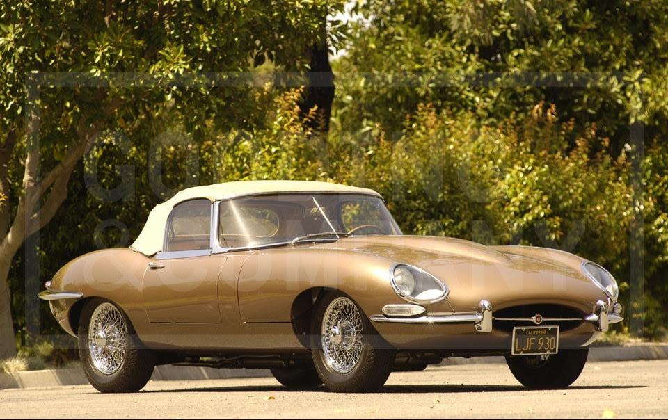 1961 Jaguar E-Type Roadster