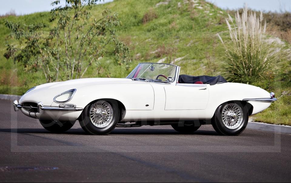 1961 Jaguar E-Type Series I 3.8-Litre Roadster-7