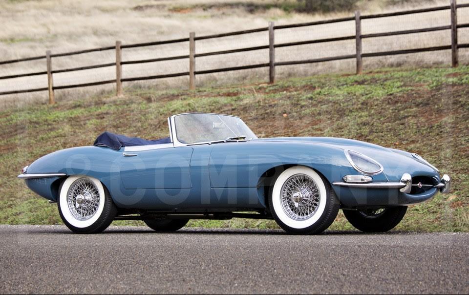 1961 Jaguar E-Type Series I 3.8-Litre Roadster (3)
