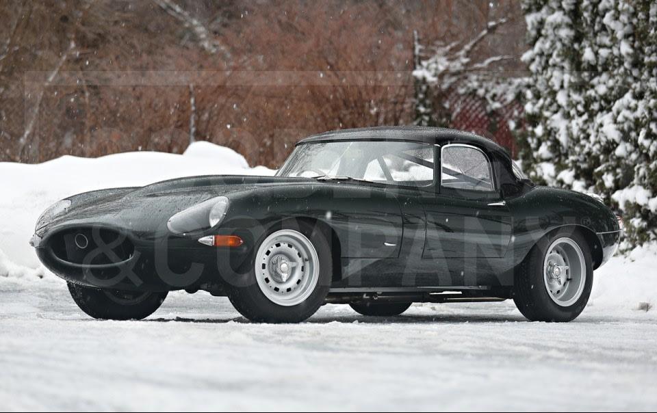 1961 Jaguar E-Type Series I Lightweight Replica