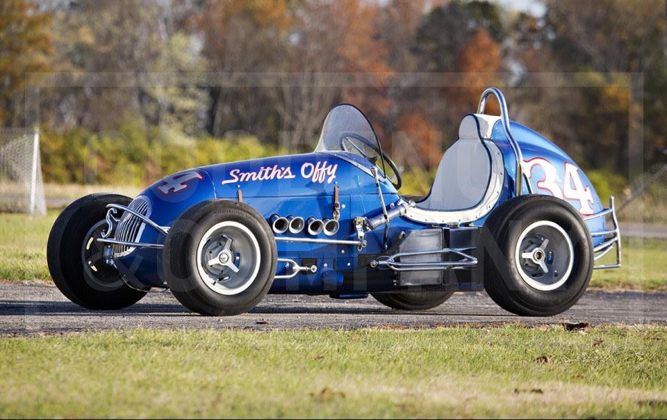 1961 Kurtis Kraft Midget Racer