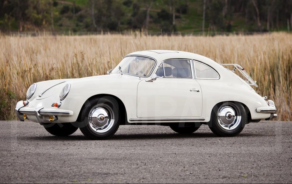 1961 Porsche 356  B Super Coupe