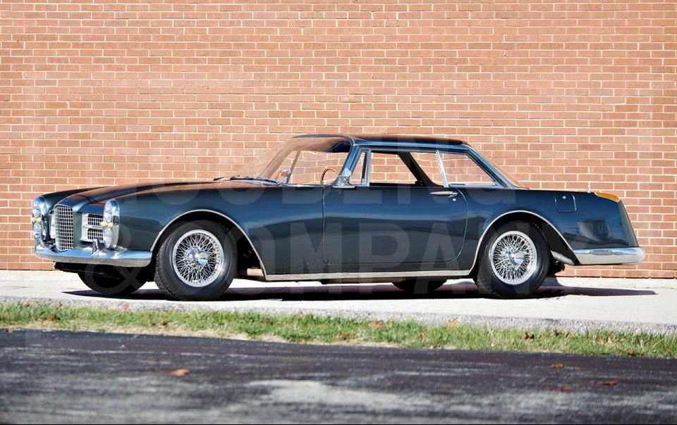1962 Facel-Vega Facel II