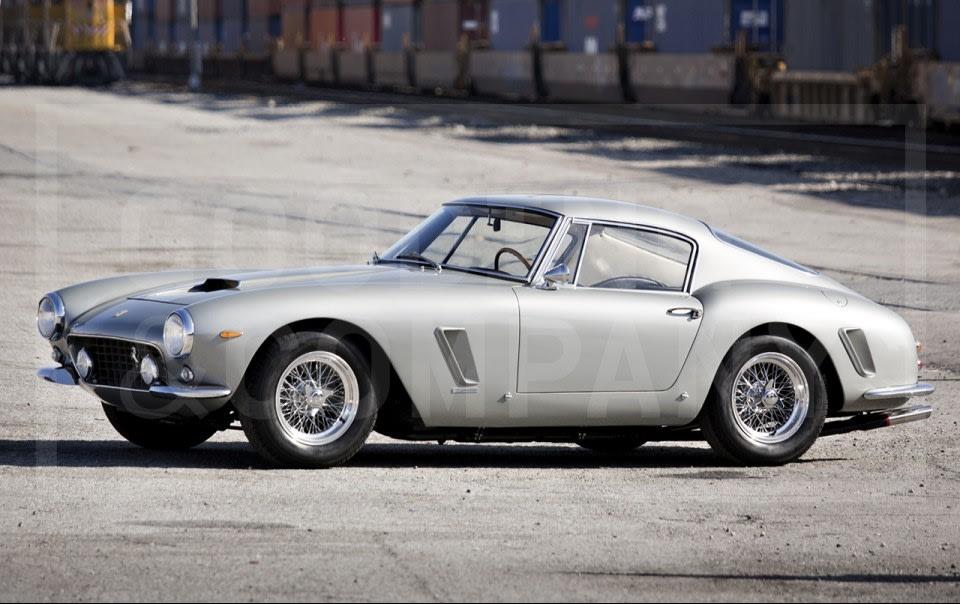 1962 Ferrari 250 GT SWB Berlinetta-2