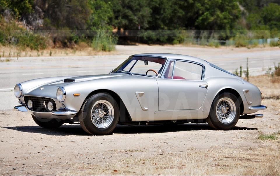 1962 Ferrari 250 GT SWB Berlinetta-3