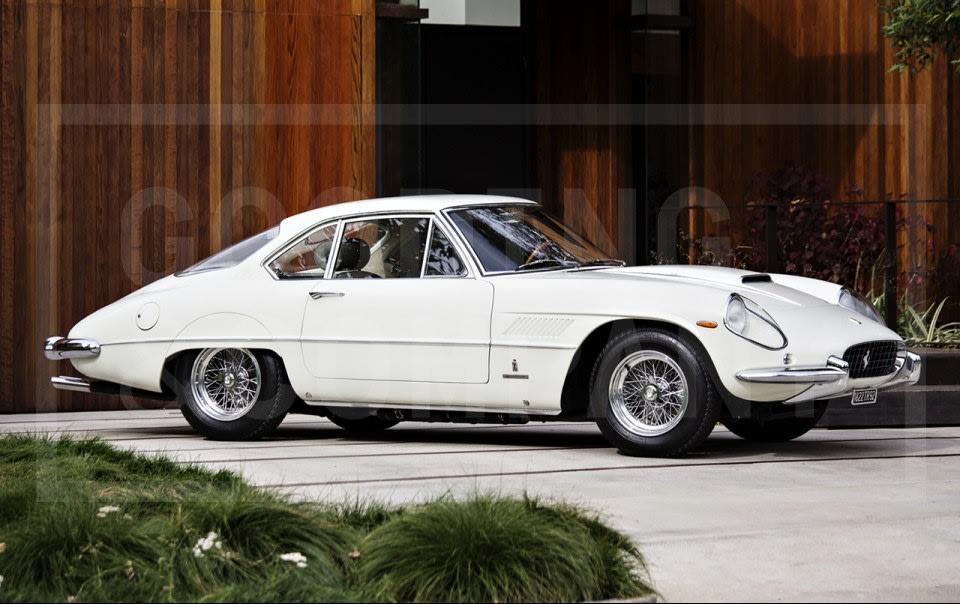 1962 Ferrari 400 Superamerica Series I Coupe Aerodinamico (1)