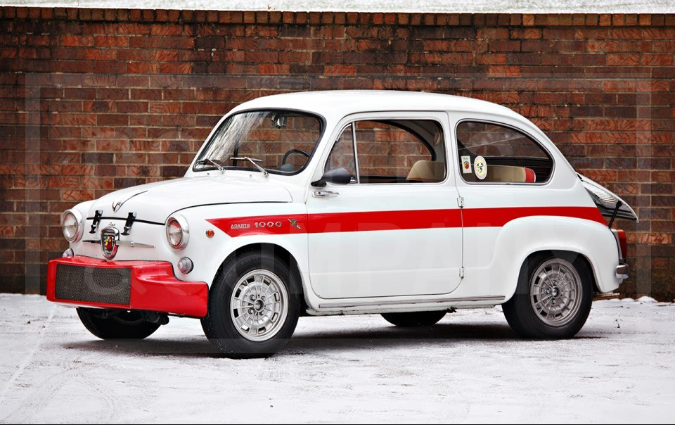 1962 Fiat-Abarth 1000 TC Berlina