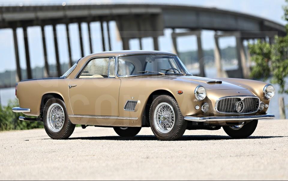 1962 Maserati 3500 GT-2