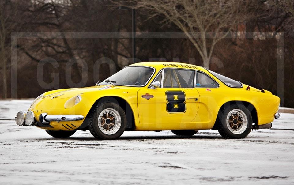 1963 Alpine A110 1100