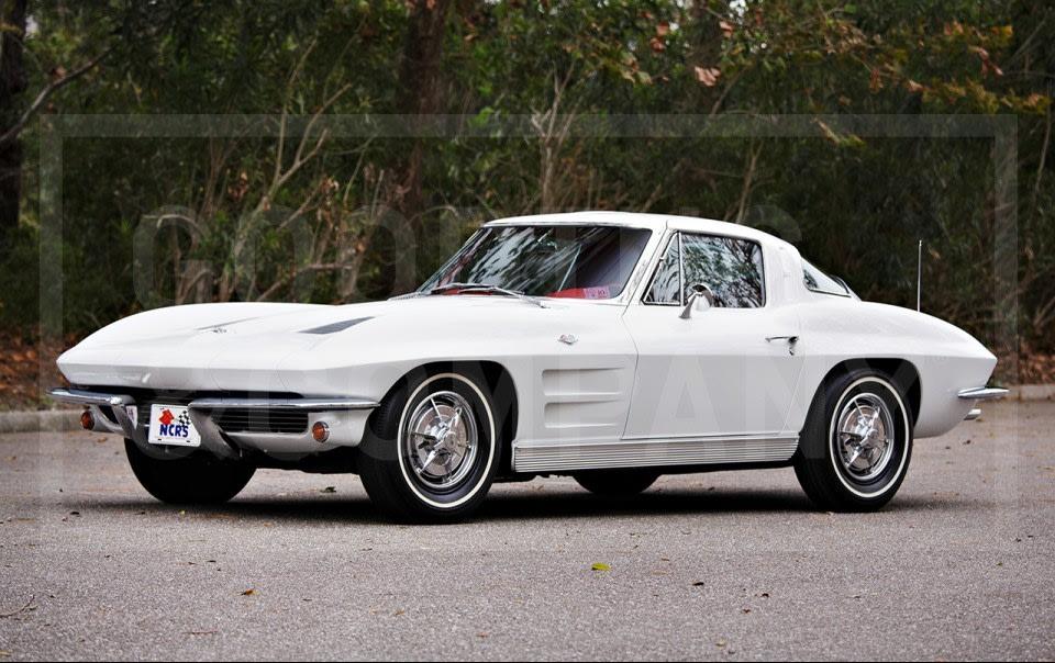 1963 Chevrolet Corvette 327/300 Split-Window Coupe