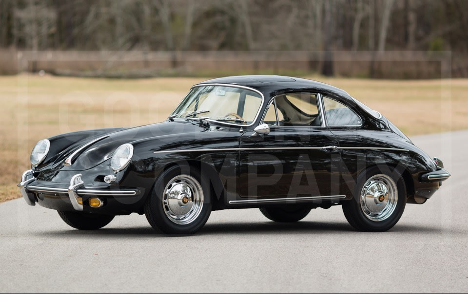 1963 Porsche 356 Carrera 2 Coupe (1)