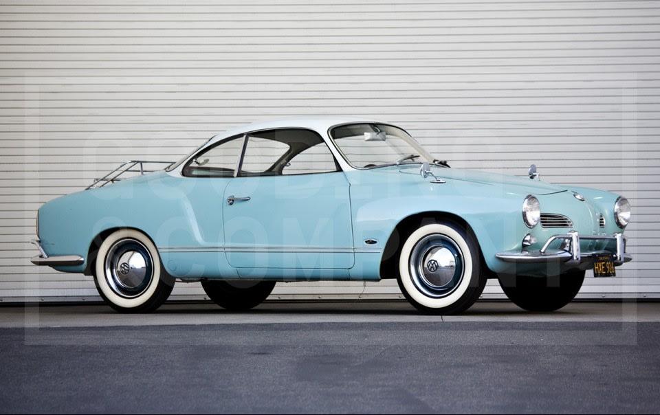 1963 Volkswagen Karmann Ghia-2