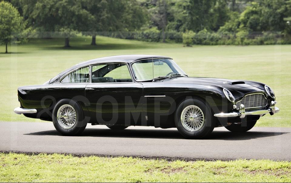 1964 Aston Martin DB5-3