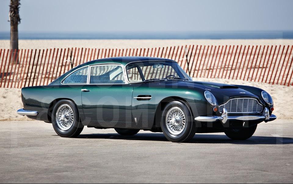 1964 Aston Martin DB5-4