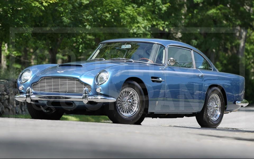 1964 Aston Martin DB5-2