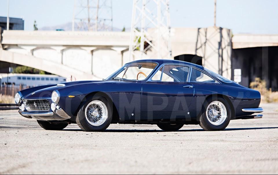 1964 Ferrari 250 GT Lusso-6
