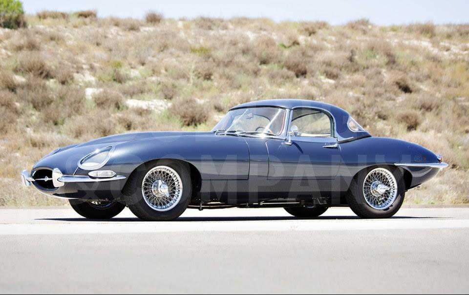 1964 Jaguar E-Type Series 1 3.8-Litre Roadster-2