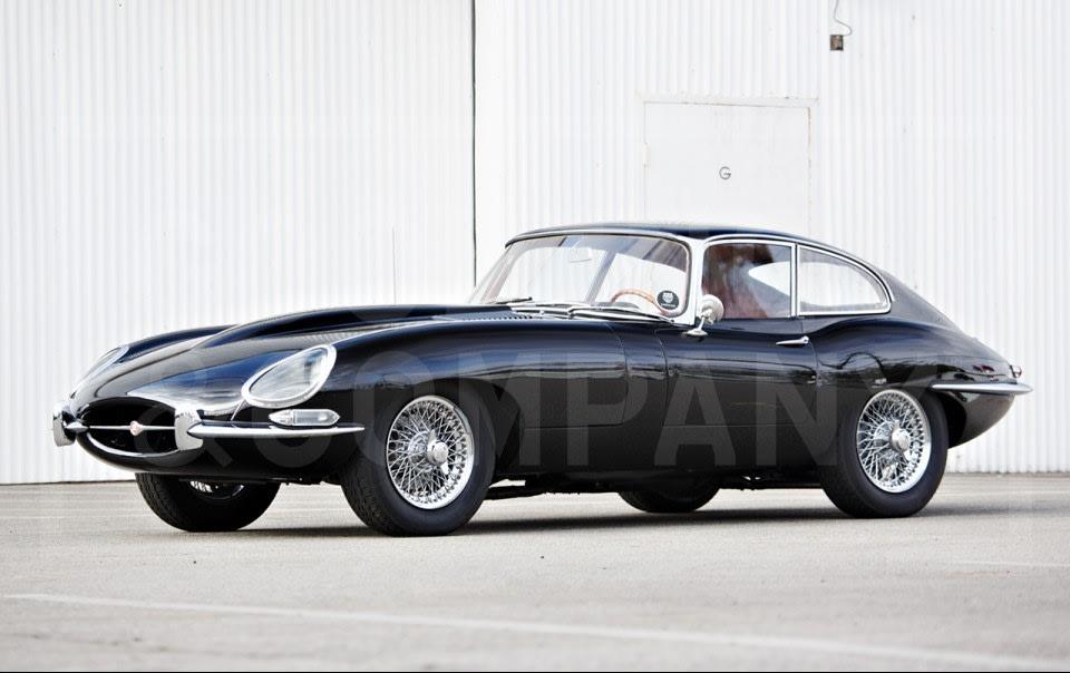 1964 Jaguar E-Type Series I 3.8-Litre Fixed Head Coupe