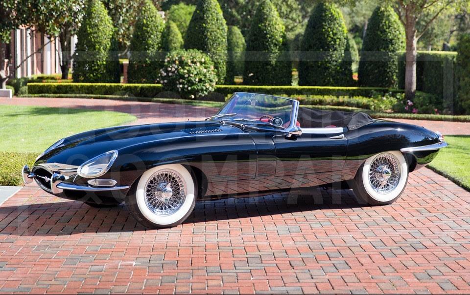 1964 Jaguar E-Type Series I 3.8-Litre Roadster-2